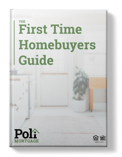 The First Time Homebuyers Guide Mockup Shadow
